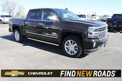 New 2018 Chevrolet Silverado 1500 High Country Truck Crew Cab Snyder