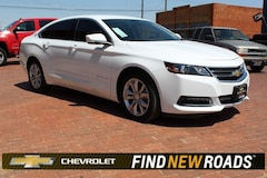 New 2018 Chevrolet Impala LT 1LT Sedan Floydada