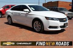 New 2018 Chevrolet Impala LT 1LT Sedan Floydada