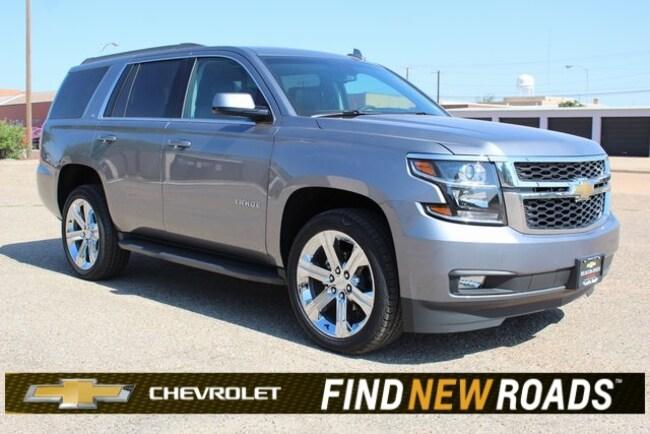 New 2018 Chevrolet Tahoe LT SUV Floydada
