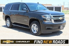 New 2018 Chevrolet Tahoe LS Sport Utility Floydada