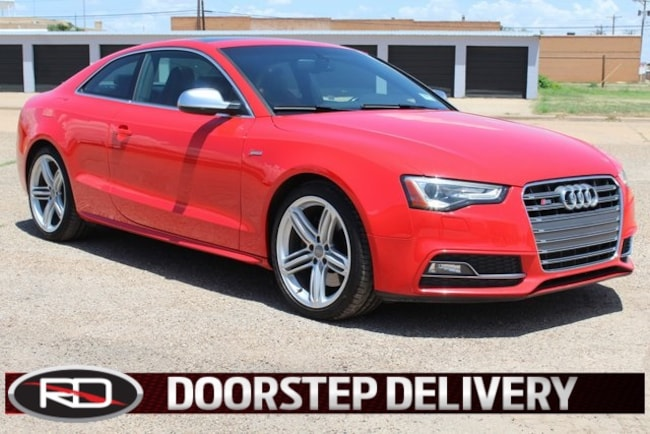 Used 2013 Audi S5 3.0T Coupe Levelland