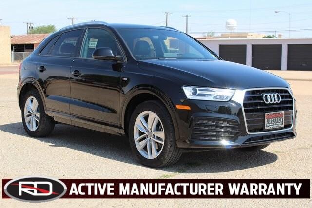 2018 Audi Q3 2.0T