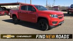 2018 Chevrolet Colorado LT Truck Crew Cab Lubbock