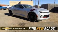 New 2018 Chevrolet Camaro 1LS Coupe Floydada