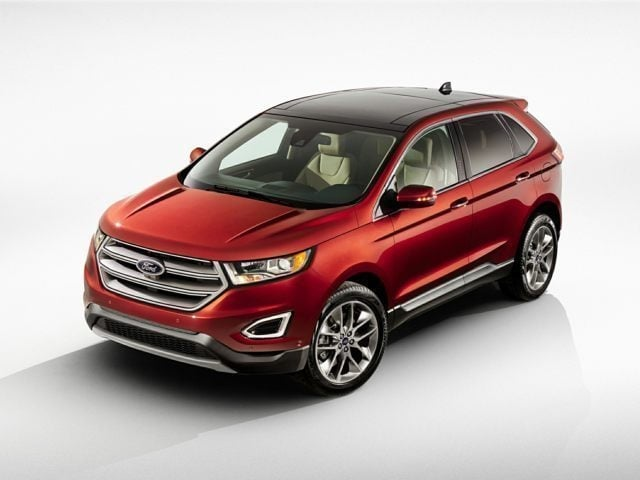 Be Unstoppable In The Mid Size Ford Edge Inventory Below