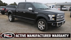 2016 Ford F-150 Platinum Truck SuperCrew Cab