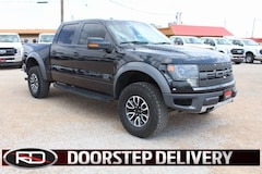2014 Ford F-150 SVT Raptor Truck SuperCrew Cab