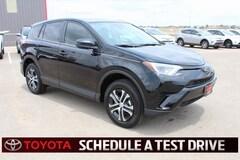 New 2018 Toyota RAV4 LE SUV Lubbock