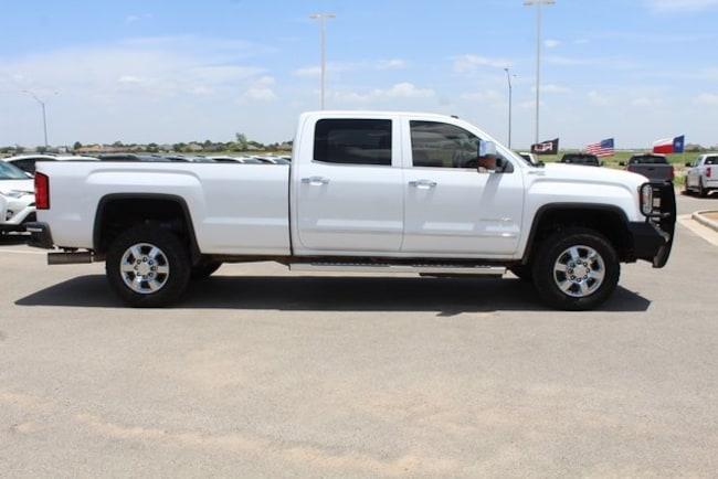 Used 2015 GMC Sierra 3500HD Lubbock TX Area | VIN