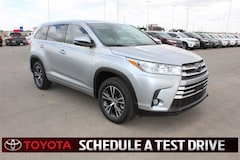New 2018 Toyota Highlander LE Plus V6 SUV Lubbock