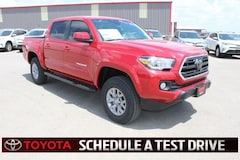 New 2018 Toyota Tacoma SR5 V6 Truck Double Cab Lubbock