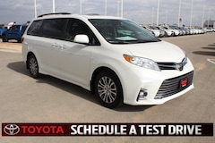 New 2018 Toyota Sienna XLE 8 Passenger Special Edition Van Passenger Van Lubbock