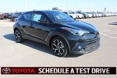 New 2018 Toyota C-HR XLE SUV Lubbock
