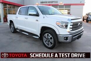 2018 Toyota Tundra 1794 CrewMax