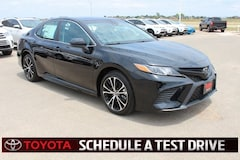 New 2018 Toyota Camry SE Sedan Lubbock Area