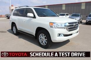 2018 Toyota Land Cruiser VX-R Sport Utility