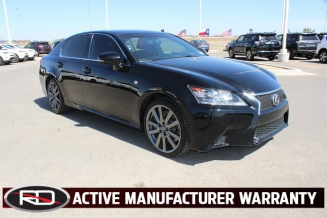 Used 2015 LEXUS GS 350 near Plainview, Lubbock | VIN JTHBE1BL1FA005958