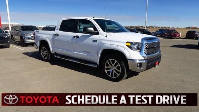 New 2018 Toyota Tundra SR5 5.7L V8 w/FFV Truck CrewMax Plainview