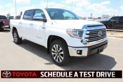 New 2018 Toyota Tundra Limited 5.7L V8 Truck CrewMax Lubbock