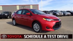 New 2018 Toyota Corolla LE Sedan Lubbock