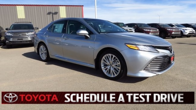New 2018 Toyota Camry XLE Sedan Plainview