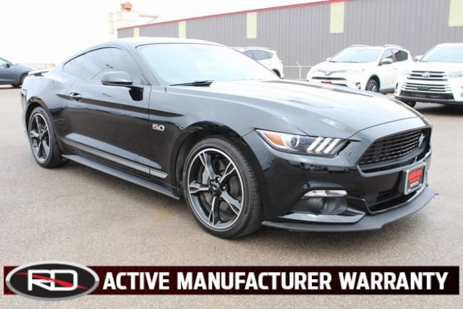 2017 Ford Mustang GT Premium California Special Coupe
