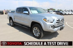 New 2018 Toyota Tacoma Limited V6 Truck Double Cab Lubbock