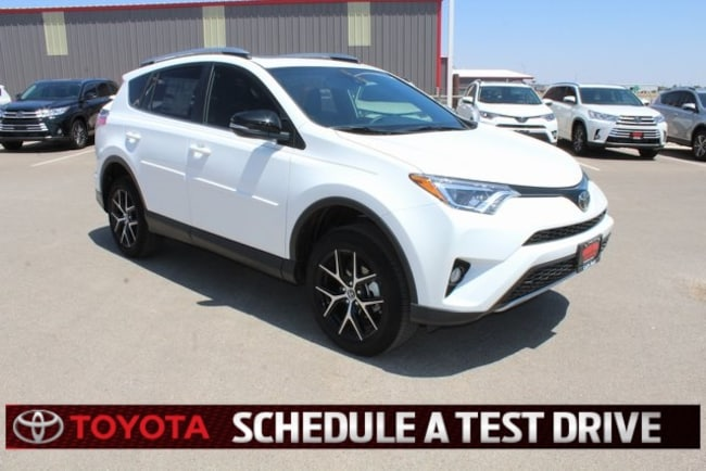 New 2018 Toyota RAV4 SE Sport Utility Plainview