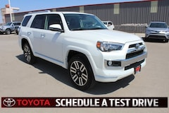 New 2018 Toyota 4Runner Limited SUV Lubbock