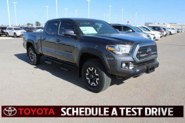 New 2018 Toyota Tacoma TRD Off Road V6 Truck Double Cab Plainview