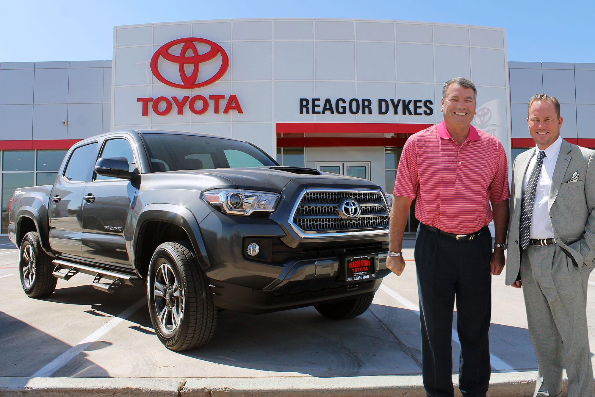 Reagor Dykes Toyota Plainview