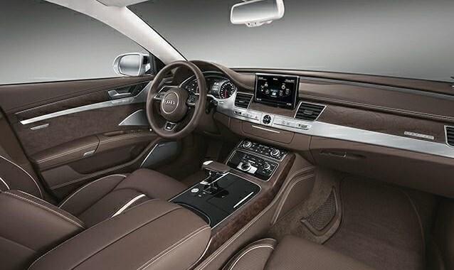 Audi s8 lease