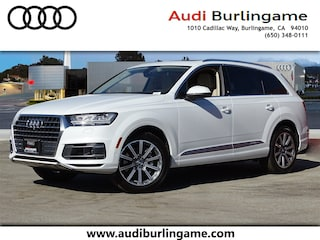 New Audi for sale 2019 Audi Q7 3.0T Premium Plus Premium Plus 55 TFSI quattro in Burlingame, CA