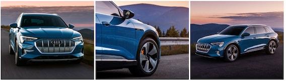 Audi e-tron® vs  The Competition | Audi Burlingame