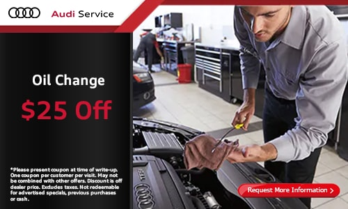$25 Off Oil Change