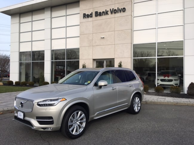 Certified 2016 Volvo XC90 T6 Inscription AWD SUV Red Bank, NJ