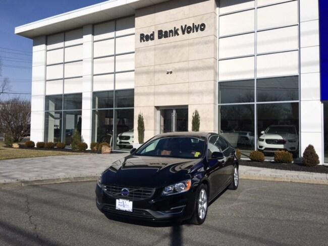 Certified 2016 Volvo S60 T5 Premier Sedan Red Bank, NJ