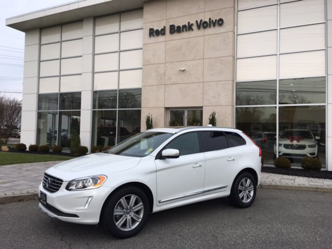 Certified 2016 Volvo XC60 awd T6 Drive-E SUV Red Bank, NJ