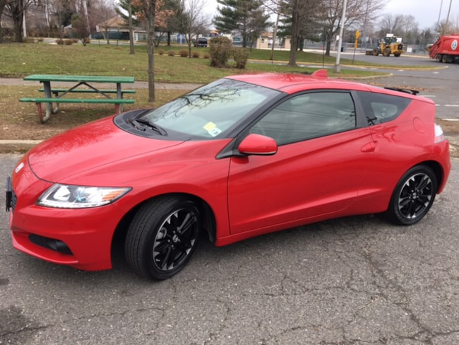 Used 2015 Honda CR-Z EX Coupe Red Bank, NJ