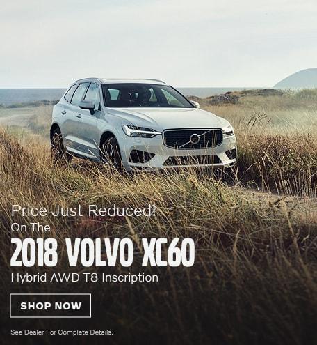 2018 Volvo XC60 Hybrid AWD T8 Inscription