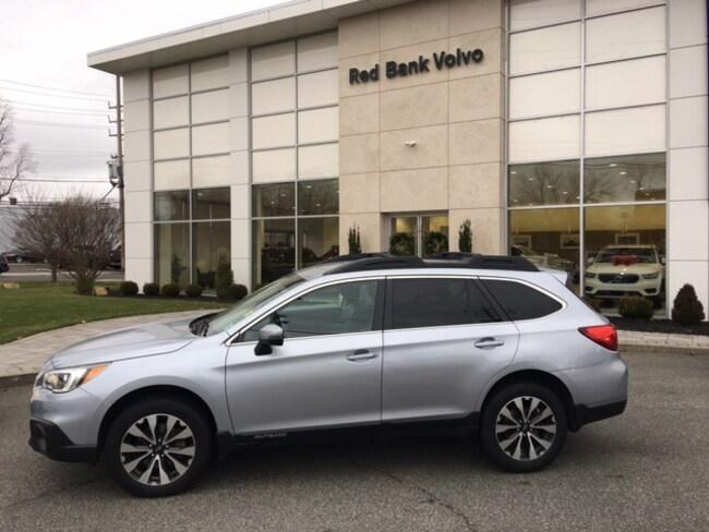 Used 2015 Subaru Outback 2.5i Limited (CVT) SUV Red Bank, NJ