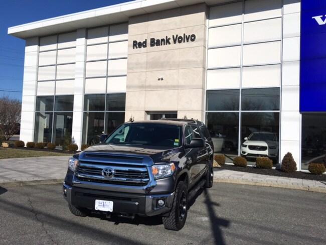 Used 2016 Toyota Tundra SR5 5.7L V8 Truck CrewMax Red Bank, NJ