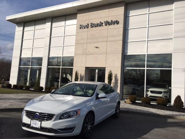 Certified 2017 Volvo S60 AWD T5 Inscription Sedan Red Bank, NJ