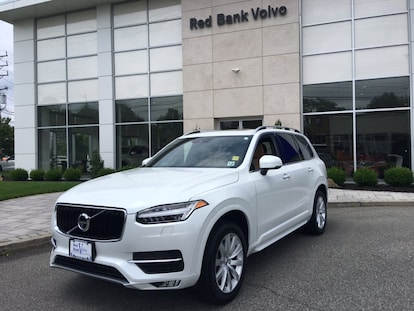 Used 2017 Volvo Xc90 T6 Awd Momentum For Sale In Red Bank Nj Vin Yv4a22pkxh1122935
