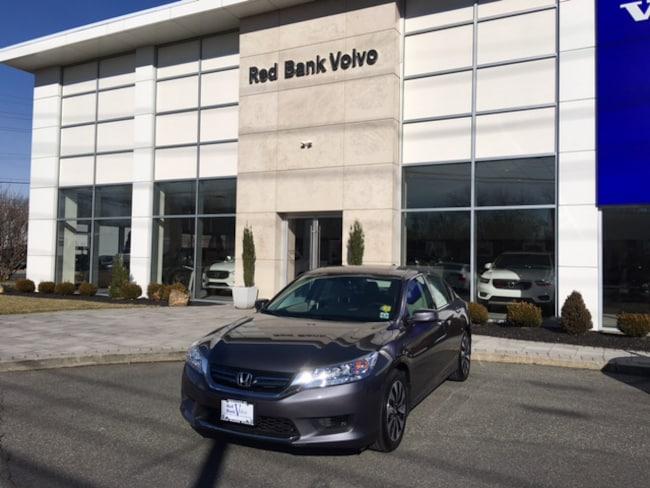 Used 2015 Honda Accord Hybrid Touring Sedan Red Bank, NJ