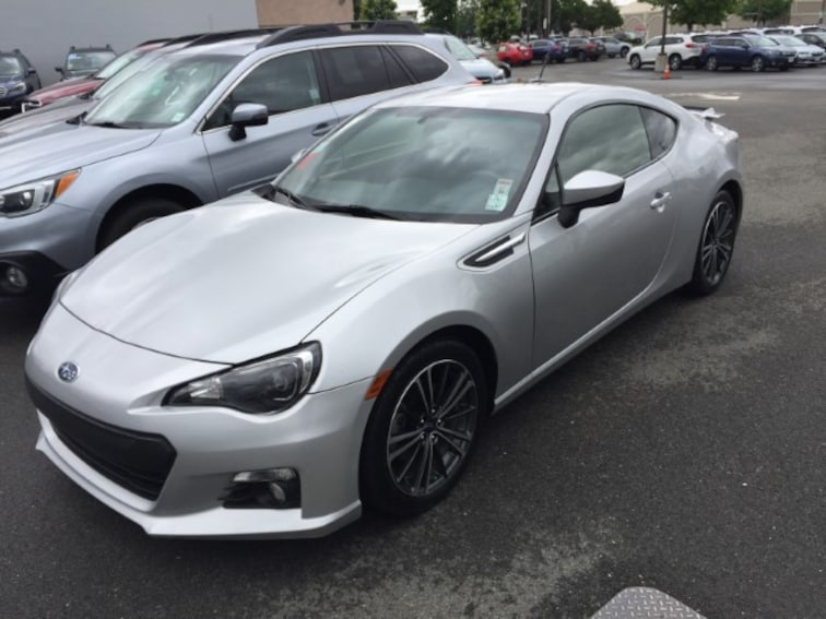 Used 2014 Subaru BRZ Limited Coupe in Redding