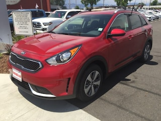 New 2019 Kia Niro LX SUV KNDCB3LC0K5298490 in Redding, CA