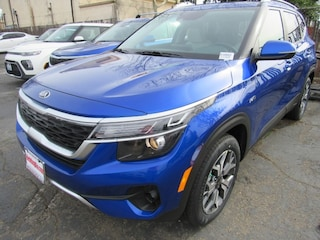 New 2021 Kia Seltos EX SUV KNDERCAA5M7176348 in Redding, CA