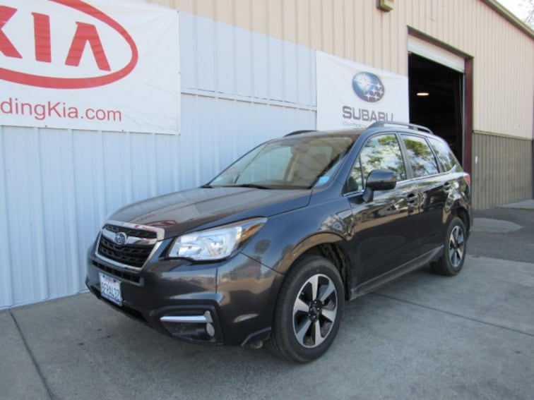 Used 2018 Subaru Forester 2.5i Limited SUV in Redding